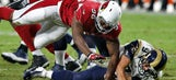 Rams shut out in second half of 31-14 loss to Cardinals