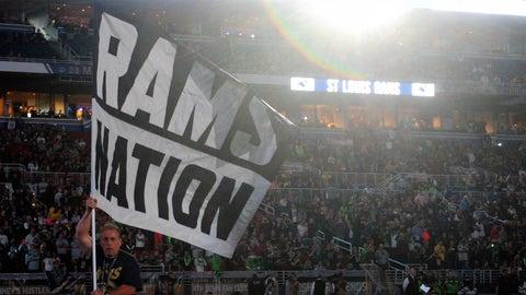Rams Fans