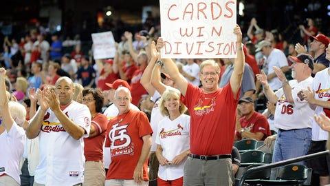 Cardinals Fans
