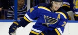 Oshie helps Blues beat Hurricanes 5-4 in shootout