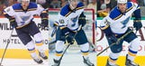 Ott-Lapierre-Reaves line is playing above its fourth-line status