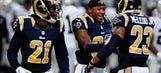 Rams' secondary on a mission to cement hard-hitting reputation