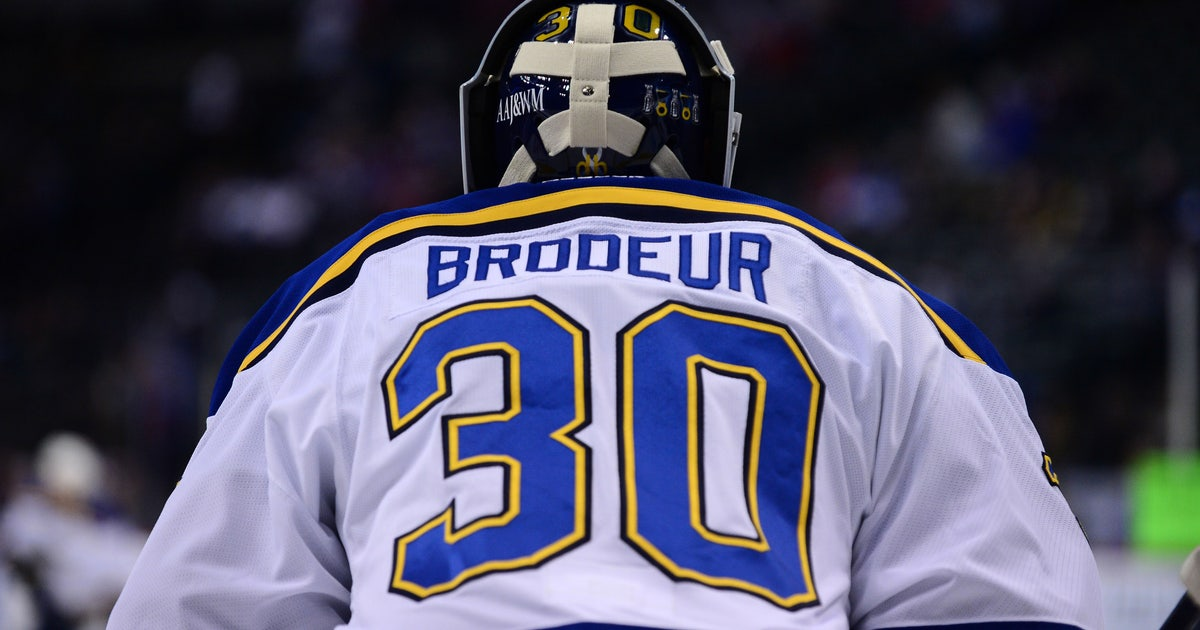 Martin Brodeur To Retire Take Job In Blues Front Office