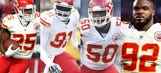 Chiefs' Charles, Hali, Houston and Poe selected to Pro Bowl