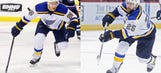 Blues' Stastny, Butler inspire dreams of local youth hockey players