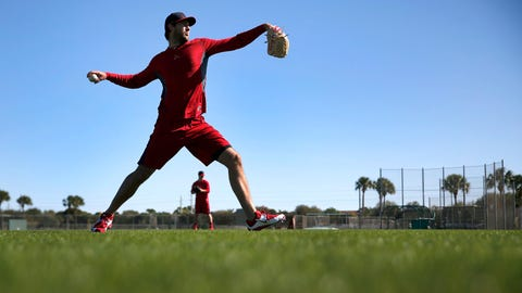 2015 St. Louis Cardinals spring training
