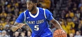 SLU defeats La Salle 70-55 on Senior Night