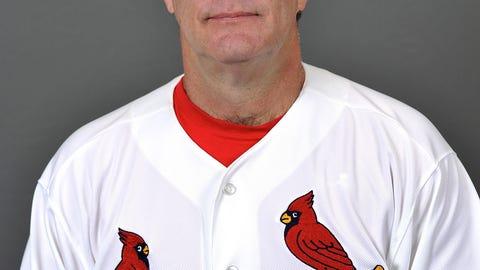 1B coach Chris Maloney