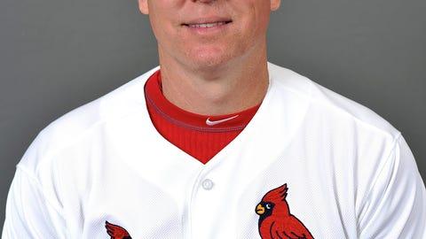 Assistant hitting coach Bill Mueller