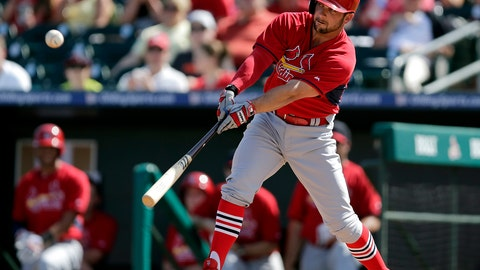 St. Louis Cardinals spring training opener