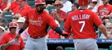 Solid bat, elite defense and a good teammate: Heyward fits the bill for Cardinals