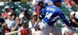 Royals rally past Diamondbacks with five-run seventh inning