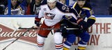 Jenner gets tiebreaking goal to lead Blue Jackets past Blues