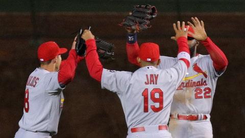 Cardinals Notes