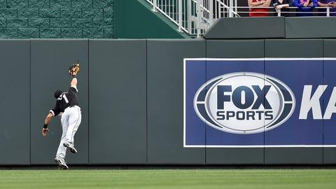 White Sox at Royals