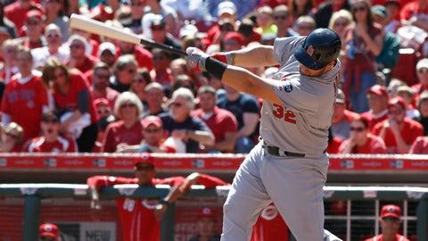 4. Matt Adams, First Base