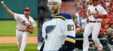 Whew! Turns out Blues' Pietrangelo has Cardinals on his fantasy baseball team