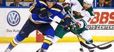 Centering a potent line, Lehtera will be a key for Blues in playoffs