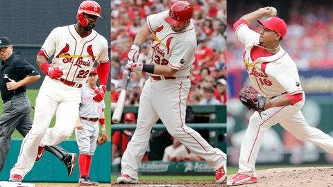Game No. 10: Cardinals 5, Reds 2