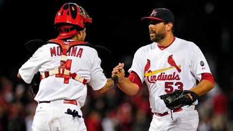 Reds at Cardinals