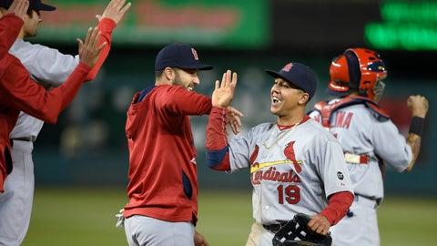 Cardinals at Nationals