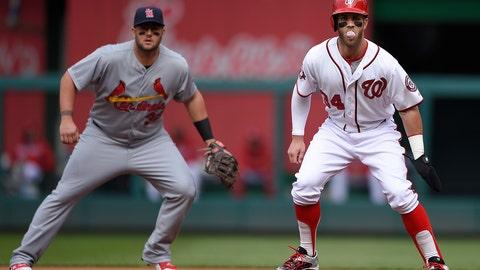Cardinals 4, Nationals 1