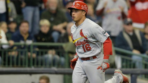 Cardinals at Brewers