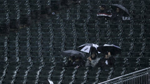 Royals at White Sox
