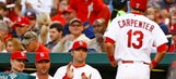 Cardinals' Matheny gives pair of Matts a day off against Cubs' Arrieta