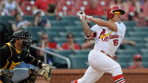 Pirates at Cardinals