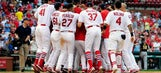 Snapshots from Busch Stadium: Cardinals win another walk-off