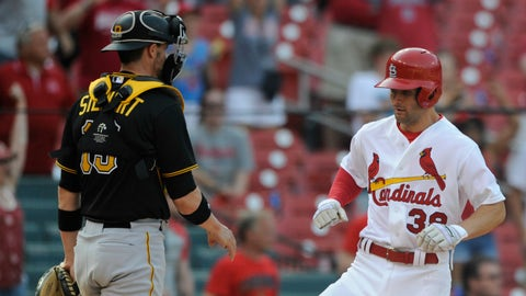 Pirates at Cardinals