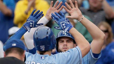 Indians Royals Baseball