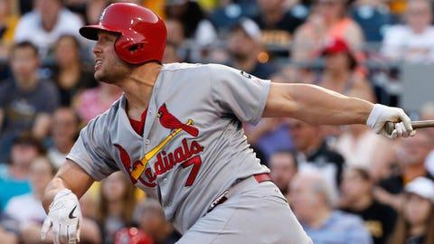 Cardinals at Pirates