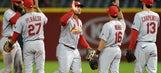 Snapshots from Progressive Field: Cardinals take down Tribe