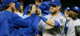 Snapshots from Arlington: Royals' extra-inning success continues