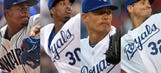 All hail Kansas City, home to the best rotation in baseball — for a week, at least