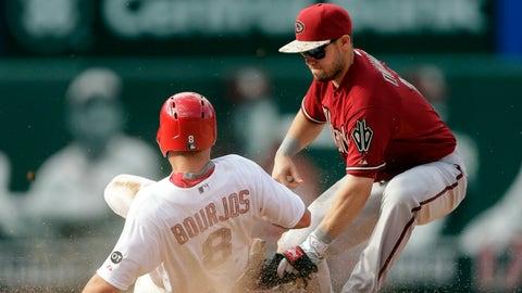 Diamondbacks at Cardinals