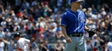 Royal pains: Guthrie gives up four homers in 14-1 loss to Yankees
