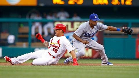 Dodgers at Cardinals