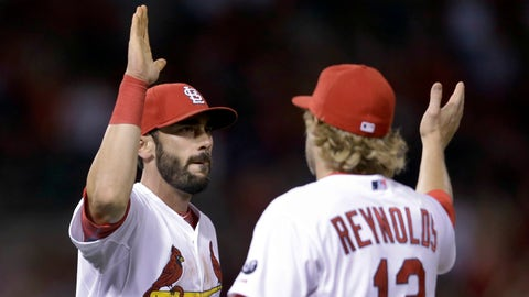 Brewers at Cardinals