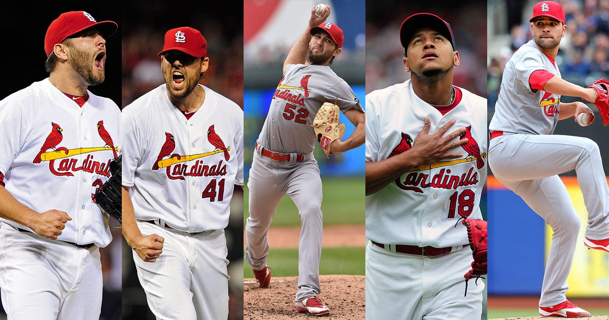 Cardinals have set bar high with historically strong - Carlos martinez garcia ...