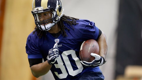 St. Louis: When will rookie RB Todd Gurley debut on the practice field?