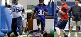 Back on the gridiron: Snapshots from Rams OTAs