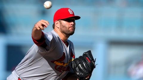 Cardinals at Dodgers