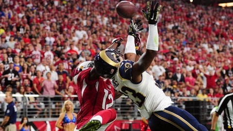 Cornerback: E.J. Gaines, St. Louis Rams