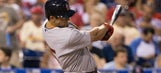 Cardinals hit three homers in 12-4 rout of Phillies