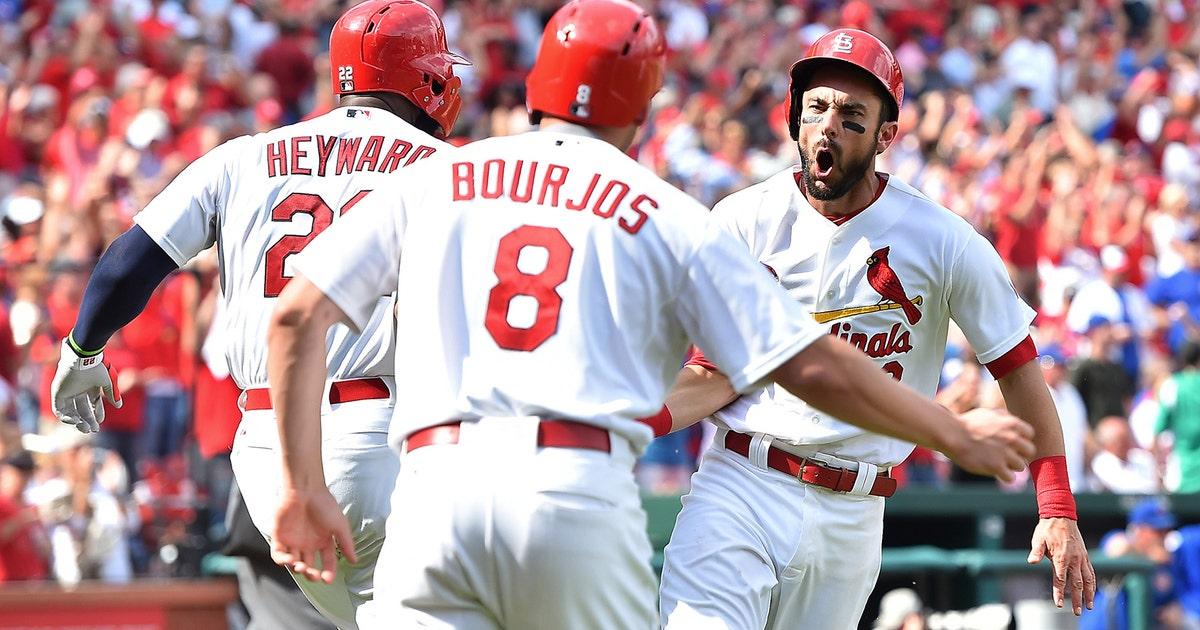 Series wrap cubs sweep cardinals