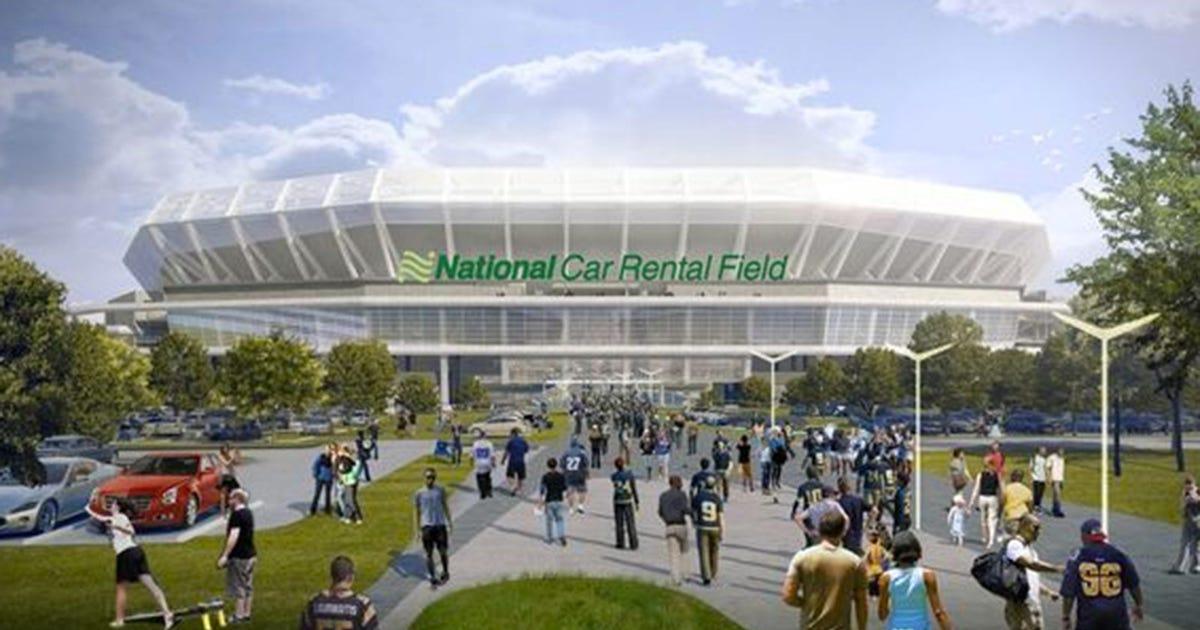 National Car Rental Buffalo