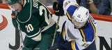 Blues will try to remedy stagnant offense against Wild